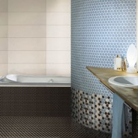 мозаика в ванной дизайн фото 51