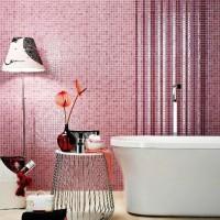 мозаика в ванной дизайн фото 52