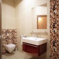 мозаика в ванной дизайн фото 7