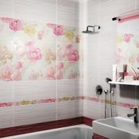 плитка для маленькой ванной комнаты дизайн фото 11
