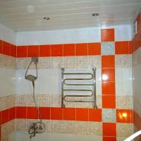 плитка для маленькой ванной комнаты дизайн фото 16