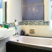 плитка для маленькой ванной комнаты дизайн фото 23