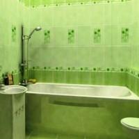 плитка для маленькой ванной комнаты дизайн фото 26