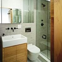 плитка для маленькой ванной комнаты дизайн фото 29