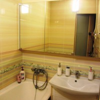 плитка для маленькой ванной комнаты дизайн фото 5