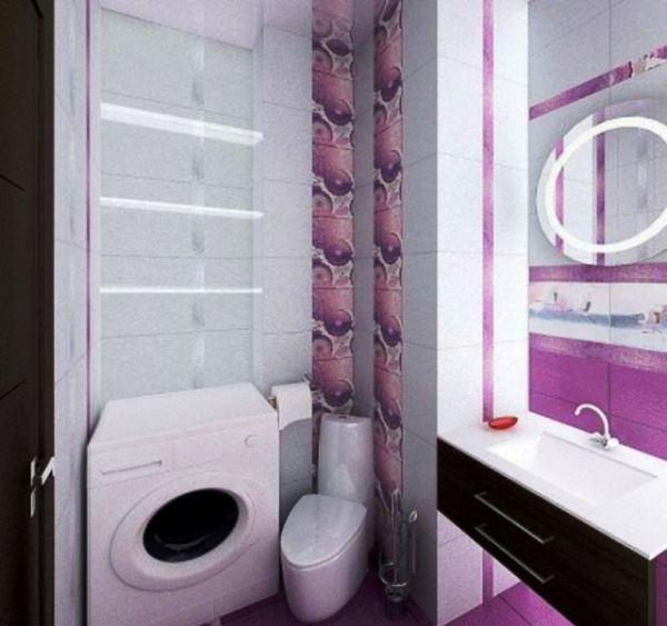 плитка для маленькой ванной комнаты фото 2