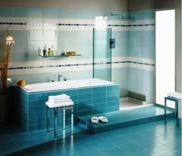 плитка для маленькой ванной комнаты фото 4