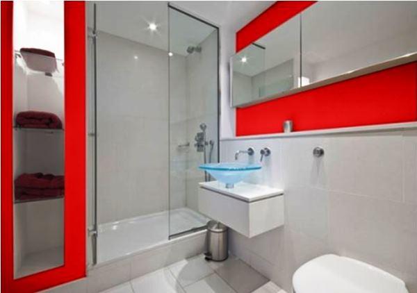 плитка для маленькой ванной комнаты фото 7