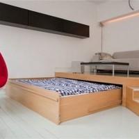 подиумные кровати фото 15