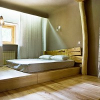 подиумные кровати фото 17