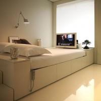 подиумные кровати фото 19