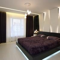 подиумные кровати фото 27