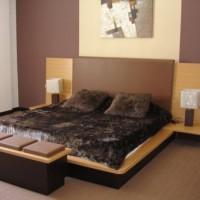 подиумные кровати фото 3
