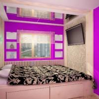 подиумные кровати фото 32