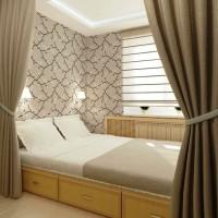 подиумные кровати фото 34