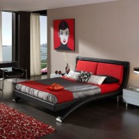подиумные кровати фото 36