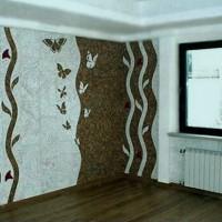 пробковое покрытие для стен фото 22