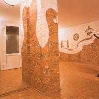 пробковое покрытие для стен фото 26