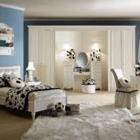детская комната для девочки подростка фото 14