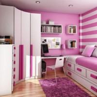 детская комната для девочки подростка фото 20