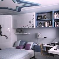 детская комната для девочки подростка фото 23