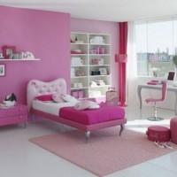 детская комната для девочки подростка фото 26