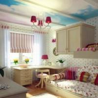 детская комната для девочки подростка фото 37