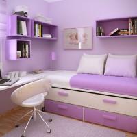 детская комната для девочки подростка фото 46