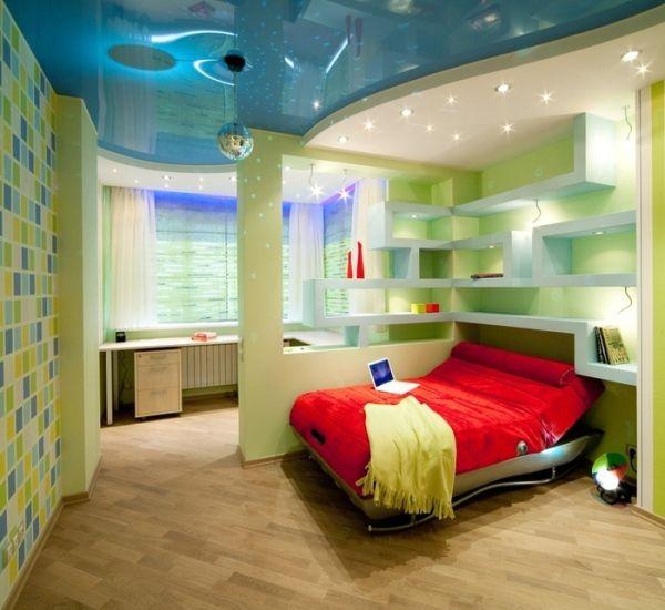 спальня для девочки подростка фото