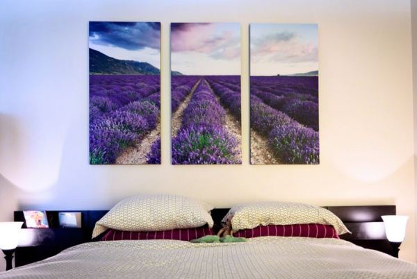 картины для спальни фото 15