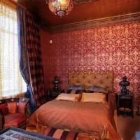 спальня в восточном стиле фото 16