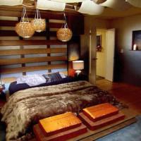 спальня в восточном стиле фото 23