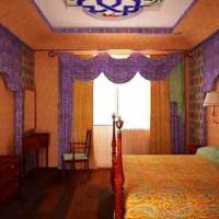 спальня в восточном стиле фото 30