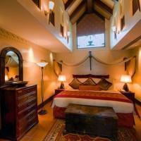 спальня в восточном стиле фото 37