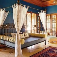спальня в восточном стиле фото 53