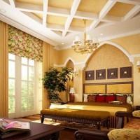 спальня в восточном стиле фото 7