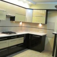 угловая кухня с барной стойкой фото 49