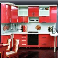 угловая кухня с барной стойкой фото 52