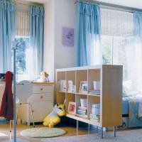 зонирование детской комнаты фото 26