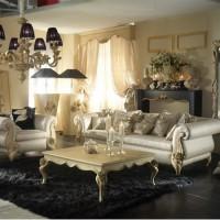 гостиная в классическом стиле фото 32