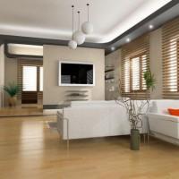 гостиная в стиле модерн фото 24