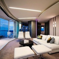 гостиная в стиле модерн фото 28