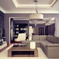 гостиная в стиле модерн фото 38