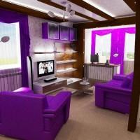 гостиная в стиле модерн фото 54
