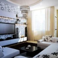 гостиная в стиле модерн фото 56