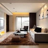 гостиная в стиле модерн фото 58