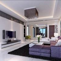 гостиная в стиле модерн фото 60