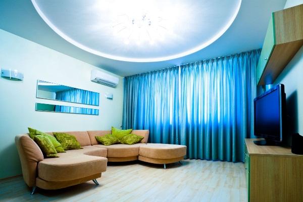 гостиная в стиле модерн фото 8