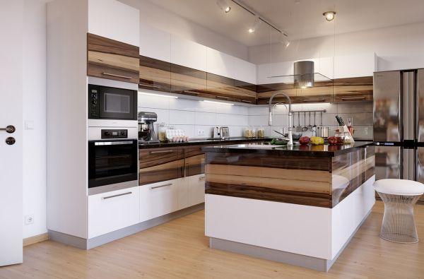интерьер квартиры в современном стиле фото 10
