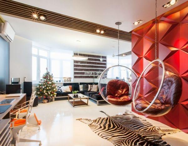 Интерьер квартиры в современном стиле фото